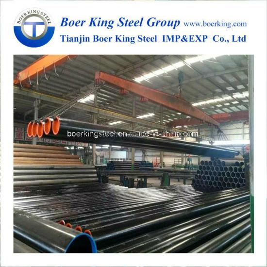 China SA192/A179 Heat Exchanger Boiler Steel Tube - China A192 ...