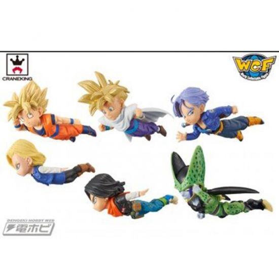 Hot Japanese Cartoon Figure Dragon Ball Price for 6 PCS a Set 10cm pictures & photos