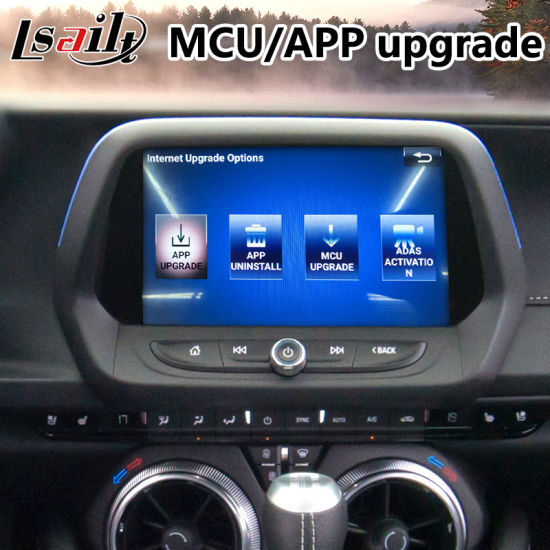 China Android 6 0 Interface GPS Navigation for 2016-2018