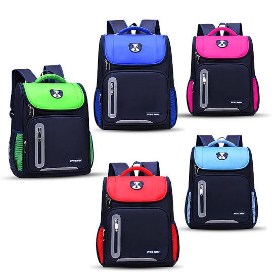 Child School Bag Back Pack Anti-Lost Backpack Waterproof Shoulder School Kids Bag