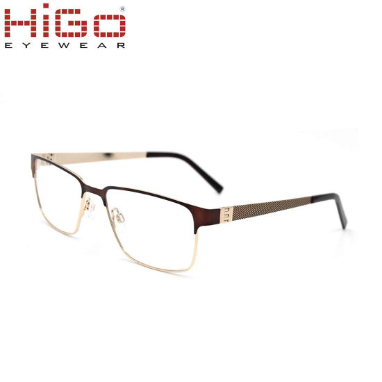 7666579295 China Wholesale Optical Eyeglasses Frame Full Rim Spectacle Frames for Man