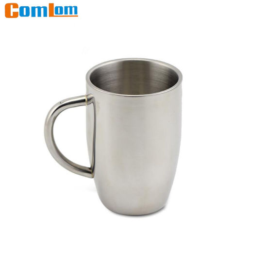 0498d02edfe CL1C-M42 Comlom 8oz Stainless Steel Coffee Mug/Coffee Cup pictures & photos