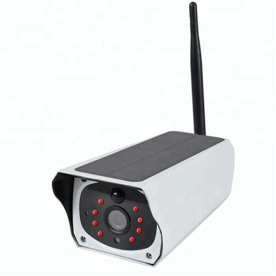 Wireless CCTV Security WiFi Camera IP Solar Panel CCTV Camera