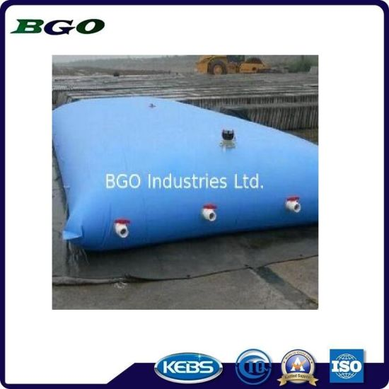 Large Tarpaulin Sheet Water Tank Flexible Water Storage Tank