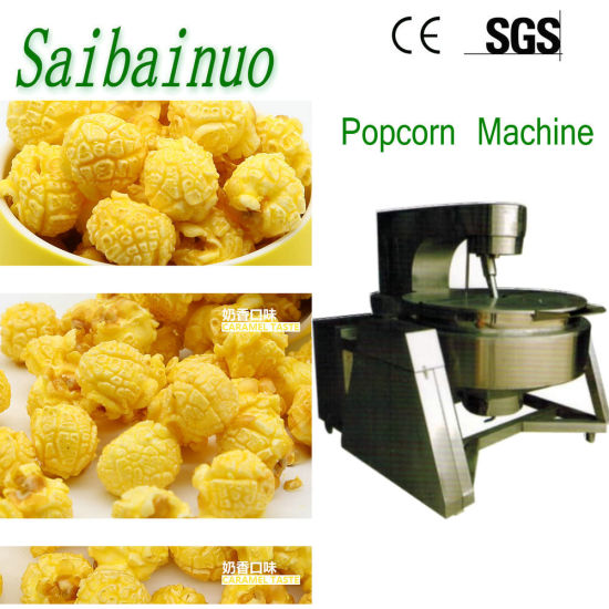 Commercial Popcorn Making Plant