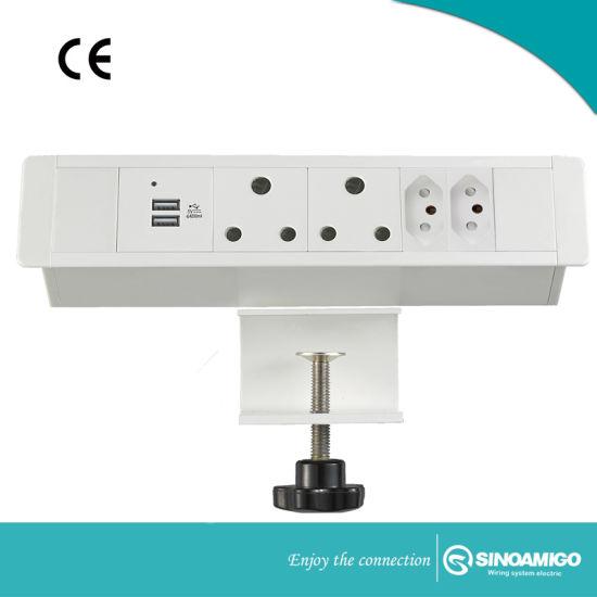 Sinoamigo Clamp on Desk Socket