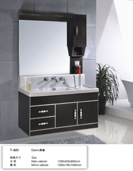 Stainless Steel Metal Wall Mounted Modern Toilet Storage Bathroom Cabinets