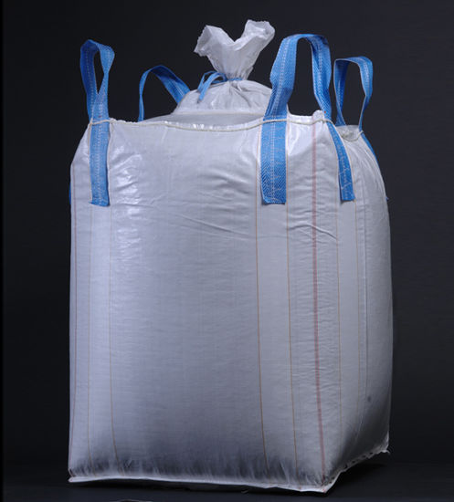 PP Woven 4 Loop Jumbo Bag for Sand Cement pictures & photos
