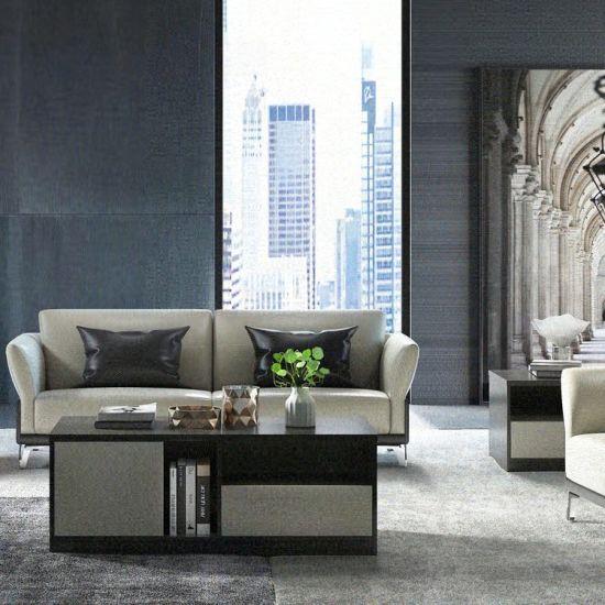 Custom Wholesale Modern Office Sofa Boss Room Sofa