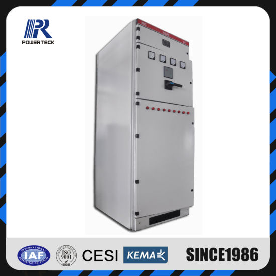 Mns 400V Low Voltage Air Insulated Metal Clad Switchgear