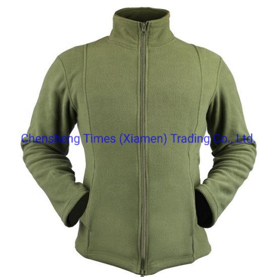 Winter Soft and Comfortable Men's Warm Fleece Jacket Breathable Plus Velvet Ultra Light Outdoor Men's Jacket