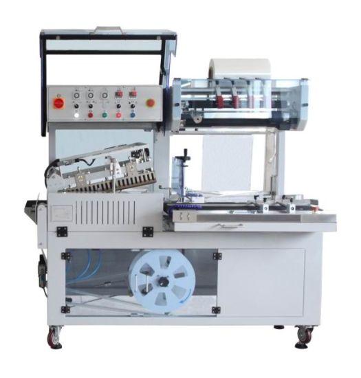 Bsf-5640LG Hualian Auto Plastic Bag Single Layer Cold Cutting Hot Sealing Bag Making Machine