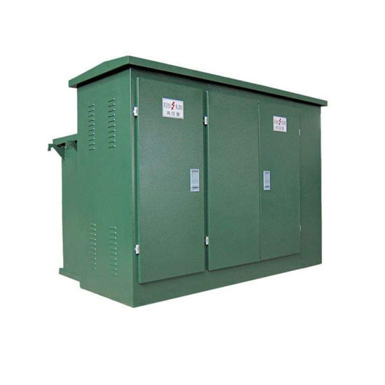 Outdoor Box-type Combined Prefabricated Substation Electric power substation box design