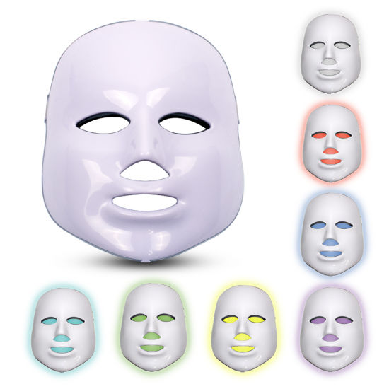 Skin Care PDT LED Light Therapy Face Mask for Acne Treatment with Resonable  Price
