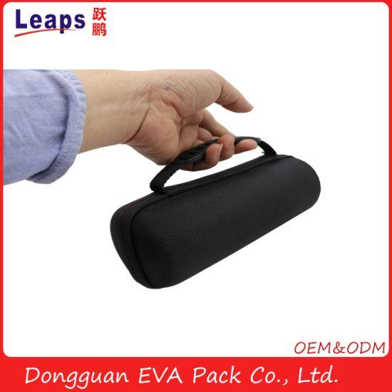 Shockproof Black Storage Case Custom Bluetooth EVA Speaker Tool Case for Jbl