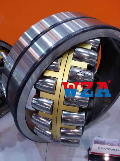 Wza Bearing 23172 Mbw33 High Quality Spherical Roller Bearing pictures & photos