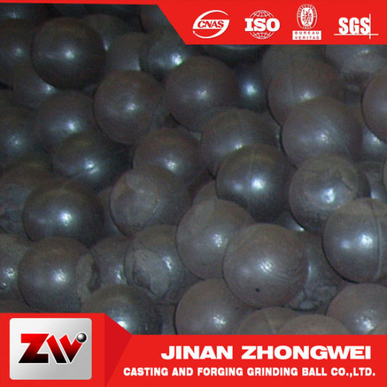 Low Medium High Chrome   Casted  Grinding Steel Balls pictures & photos