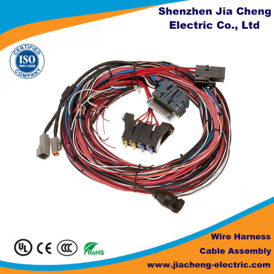 china cable assembly and wiring harness automotive molex connectorscable assembly and wiring harness automotive molex connectors