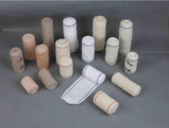 CE ISO FDA Approved Medical High Elastic Bandage pictures & photos
