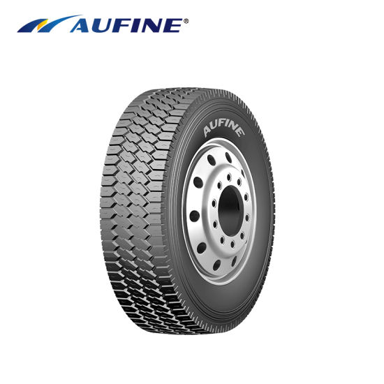Aufine New Series 11r22.5 Truck Tyres Suitable for Long Mileage pictures & photos