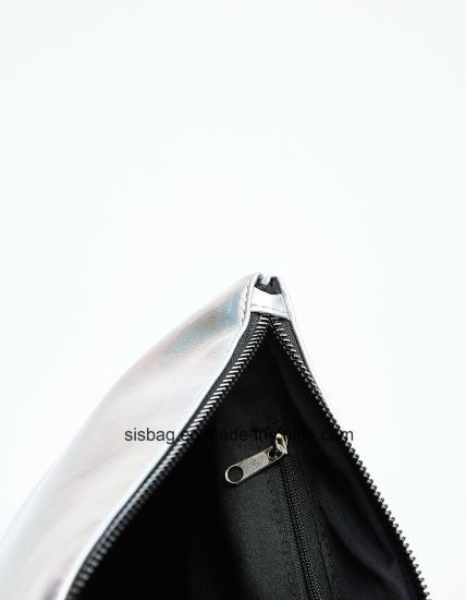 Designer Rainbow Colored Hand Bag PU Clutch Bag for Women pictures & photos