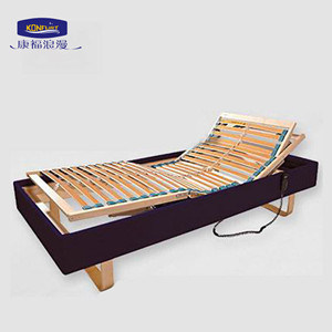 2016 Wood Electric Adjustable Bed with Bed Frame (Comfort820) pictures & photos