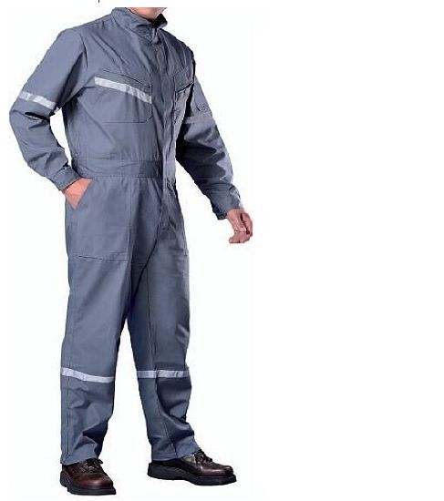 100% Cotton Fire Retardant Coverall with/ Safety Workwear pictures & photos