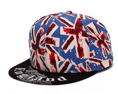 Custom England Flag Printed Snapback, Sport Cap, Leisure Cap in Various Size, Material and Design pictures & photos