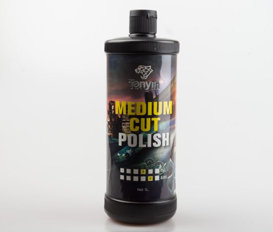 High Quality Polish Compound for Heavy, Medium, Super Finish and 3 in 1 pictures & photos