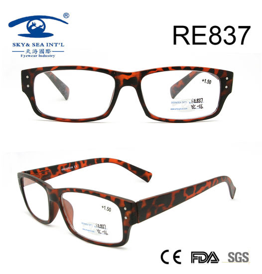 Wholesale Patch High Quality Reading Glasses (RE837)