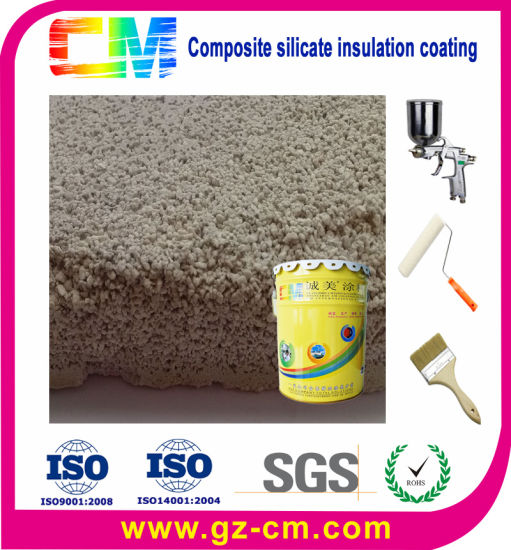 China Thermal Insulation Paint for Roof & Wall - China Heat