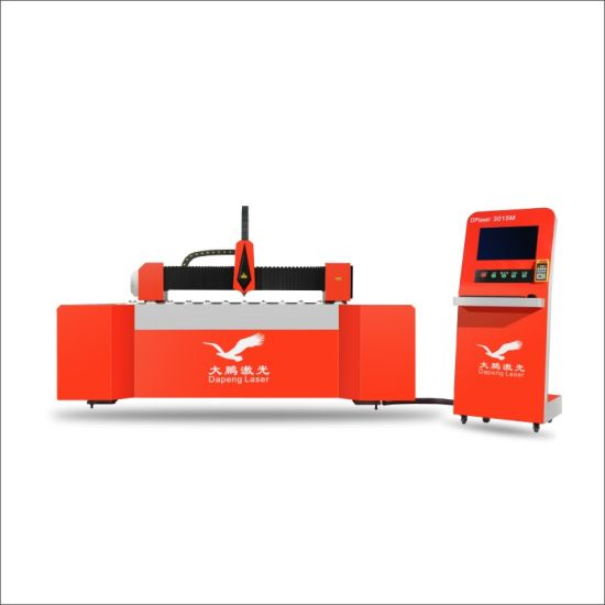Dapeng Best Export 1kw/2kw/1.5kw Fiber Laser Cutting Machine pictures & photos