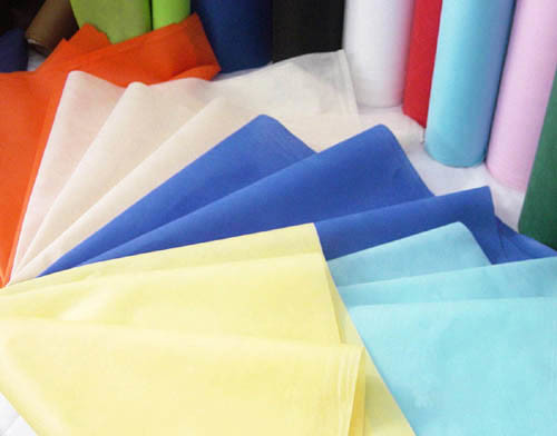 Colorful PP Spunbond Non-Woven Fabric pictures & photos