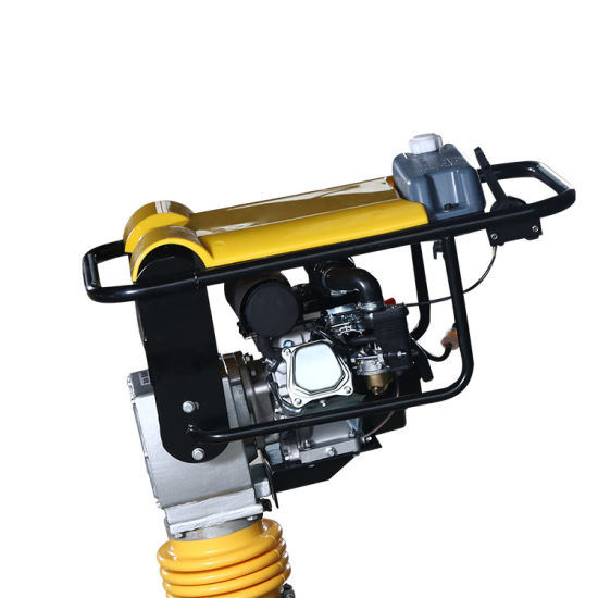 85kg Low Fuel Consumption Wacker Electric Tamping Rammer