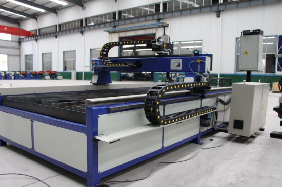 Table Type CNC Plasma Cutting Machine for Stainless Steel pictures & photos