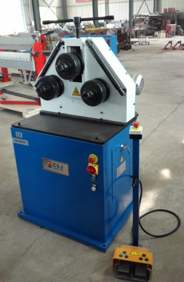 Metal Hydraulic Round Bending Machine (RBM40HV) pictures & photos
