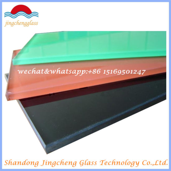 4-19mm Safety Clear / Colored Tempered Glass Door pictures & photos
