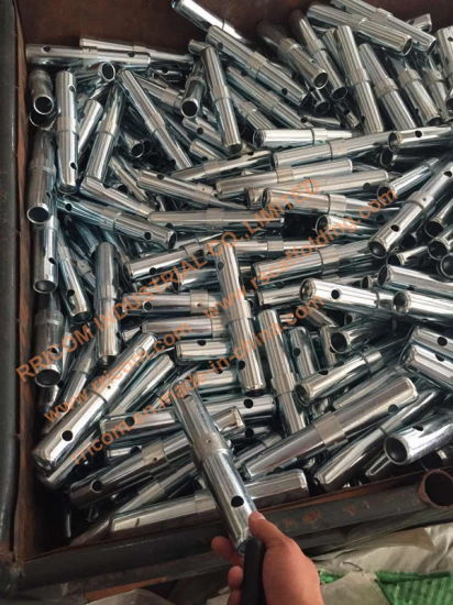 Galvanized Coupling Pin/Joint Pin/Connectors for Scaffolding Frame pictures & photos