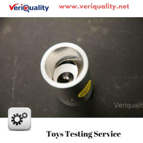 En71 Toys Testing and Inspection Service at Yunhe, Yangzhou, Dongguan