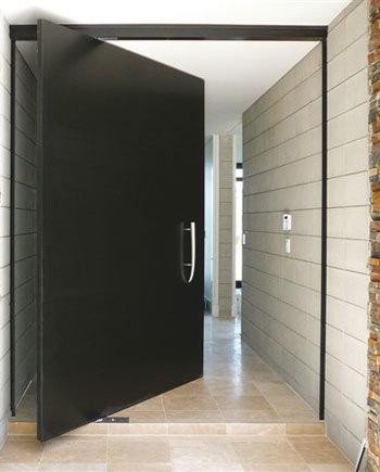 China Fashionable Durable Aluminium Center Pivot Door