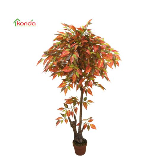 Factory Direct Hotsell Small Decorative Artificial Cherry Fruit Tree
