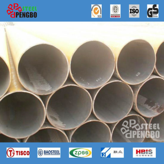ASTM A53 Low Carbon Steel Pipe pictures & photos