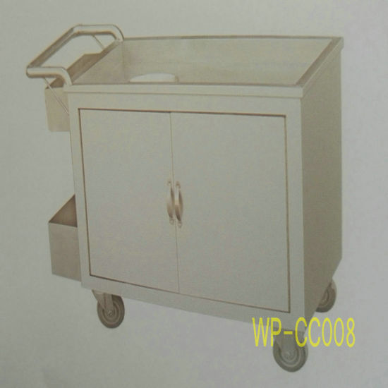 Stainless Steel Food Cleaning Cart for Commerical Kithen, Dining Room, Restaurant, Hotel etc pictures & photos