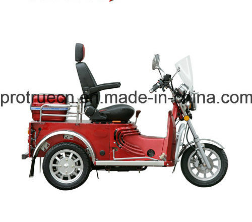 Handicapped Disabled Tricycle Rickshaw with Disc Brake for Adults pictures & photos