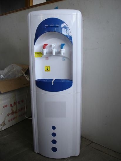 Cold & Hot Water Dispenser, Compressor Cooling pictures & photos