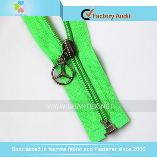No. 5 Nylon Zipper Open End
