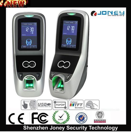 China Biometric Access Control System Zksoftware Facial Fingerprint