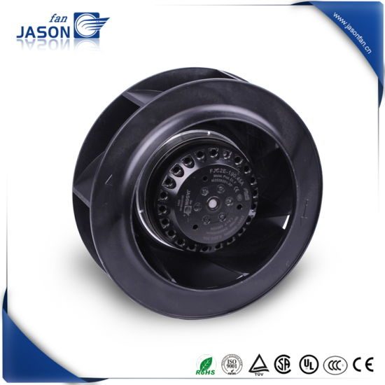 190 mm Backward Curved Low Noise Industrial Centrifugal Fan (FJC2E-190.45A) pictures & photos