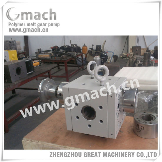 High Temperature Polymer Melt Pump pictures & photos