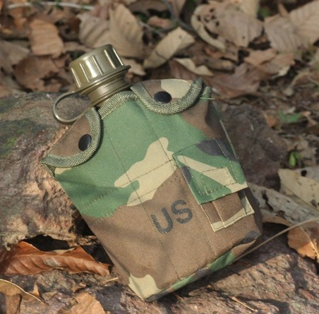 Camping Kettle Army Bottle pictures & photos